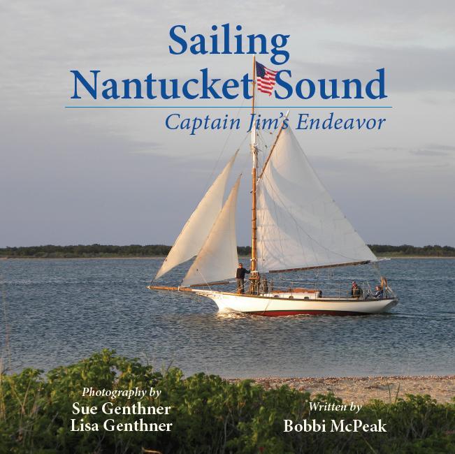 Sailing Nantucket Sound