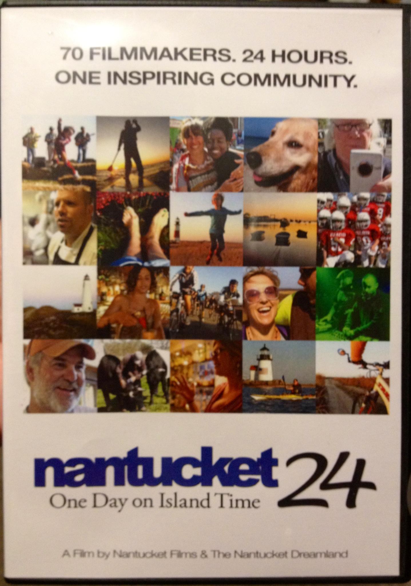 Nantucket 24 DVD